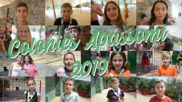 Promo: Colonias Apassomi 2019